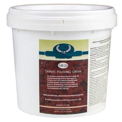 Stone Polishing Cream